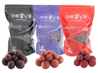 The One Black Squid Octopus & Plum Boilies