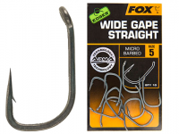 Carlige Fox EDGES Wide Gape Straight