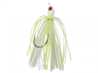 Colmic Spinnerbait Jump 10.5g Chartreuse/White