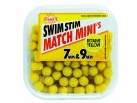 Dynamite Baits Swim Stim Match Minis 7-9mm Betaine Yellow