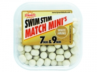 Dynamite Baits Swim Stim Match Minis 7-9mm White Amino