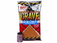 Dynamite Baits The Crave Base Mix & Liquid Kit