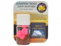 Enterprise Tackle Pop-up Sweetcorn Food Source Squid 2T & Black Pepper Oil