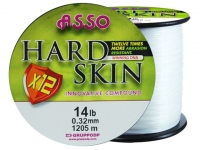 Asso Hard Skin Solid White