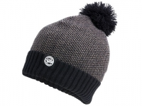 Caciula Fox Chunk Bobble Hats Black