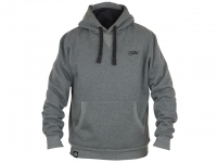 Hanorac Fox Chunk Ribbed Grey Hoody
