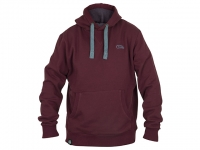Hanorac Fox Chunk Ribbed Hoody Burgundy