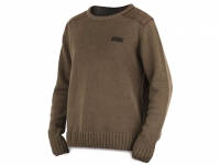 Pulover Fox Chunk Heavy Knit Jumper Khaki