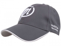 Sapca Preston Grey / White Cap