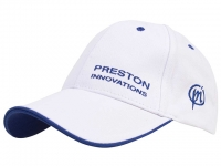 Sapca Preston White / Navy Cap