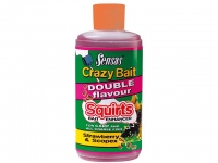 Sensas aroma Squirts Strawberry & Scopex