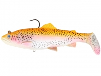 Shad Savage Gear 3D Trout Rattle 12.5cm 35g Golden Albino Rainbow MS02