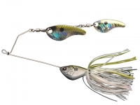 Spinnerbait Sebile Pro Shad Finesse 130mm 21g Holo Greenie
