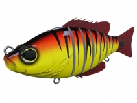 Swimbait Biwaa Seven Section S5 13cm 34g Red Tiger