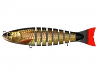 Swimbait Biwaa Strout 16cm 52g Red Horse