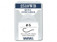 Carlige Varivas Fly Kell Streamer 2510WB Barbless