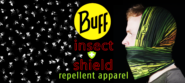 Buff Insect Shield