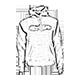 Vêtements carnassier