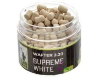 220 Baits Supreme 4mm Wafters White