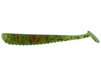 Aji Ringer Shad Watermelon Red 025
