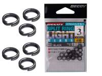 Decoy Split Ring Light Class Black