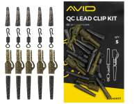 Avid Carp QC Lead Clip Kit