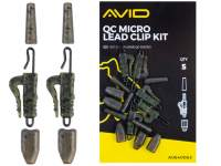 Avid Carp QC Micro Lead Clip Kit