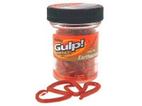 Berkley Gulp Earthworm 10cm Red