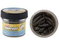 Berkley Powerbait Honey Worms 2.5cm Black