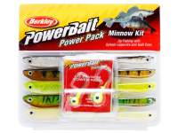 Berkley PowerBait Pro Pack Minnow