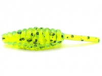 Big Bite Baits Panfish Minnow 3.8cm Chartreuse Pepper 10