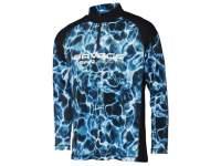 Bluza Savage Gear UV Marine T-shirt Long Sleeve Tee Sea Blue