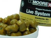 Boilies CC Moore Glugged Live System Boilie Hookbaits