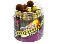 Boilies de carlig CPK Split Squid and Plum Hookbaits