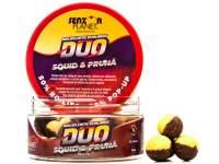 Boilies de carlig Senzor Duo Squid & Plum