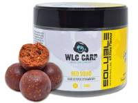 Boilies de carlig WLC Red Squid Soluble Hookbaits