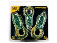 Booyah Pad Crasher 3pcs