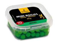 Browning Mini Bolies Neon Pre-drilled Green Mussel