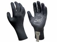 Buff Black Gloves