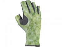 Buff BS Water Camo Green Gloves