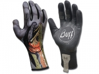 Buff MSX BS Steelhead Grey Gloves