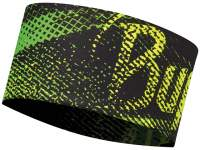 Bentita Buff UV Headband Flash Logo Yellow