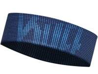 Bentita Buff UV Slim Headband Deep Logo Dark
