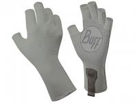 Buff Water Light Grey Gloves