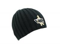 Caciula Vass Heavy Knit Beanie Hat Black