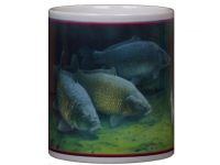 Gardner Tree Cautious Carp Mug