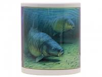 Cana Gardner Two Carp Mug