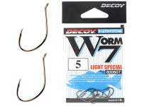 Carlige Decoy Worm 7 Light Special