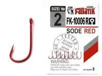 Carlige Fanatik FK-10006R Sode Red