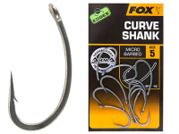 Carlige Fox EDGES Curve Shank